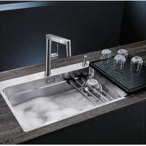 Blanco Stainless Steel sinks & Taps