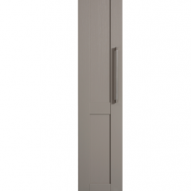 Stone Grey - Shaker - 22mm thick, with 105mm rails
