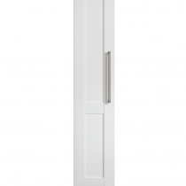 White - Shaker - 22mm thick, with 105mm rails