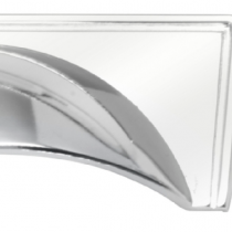 Windsor Polished Chrome Cup available in 64mm