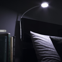 Bedroom LED reading light