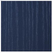 Marine Blue- Embossed grain texture