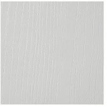 White Grey - Embossed grain textured 5 piece Vinyl