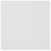 White - Embossed grain textured 5 piece Vinyl