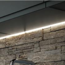 Kitchen cabinet lighting options