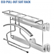 Wardrobe Suit Rack storage