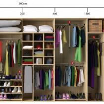 Sliding wardrobes, mirror, glass, vinyl, designed and custom built for your home