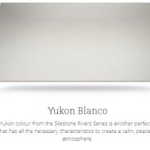 Silestone Quartz Yukon Blanco