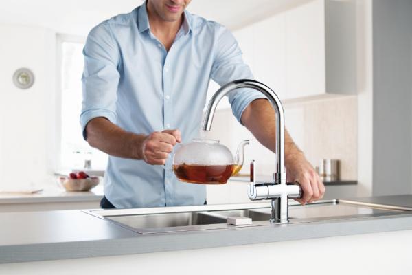 Franke Minerva Boiling Water Tap